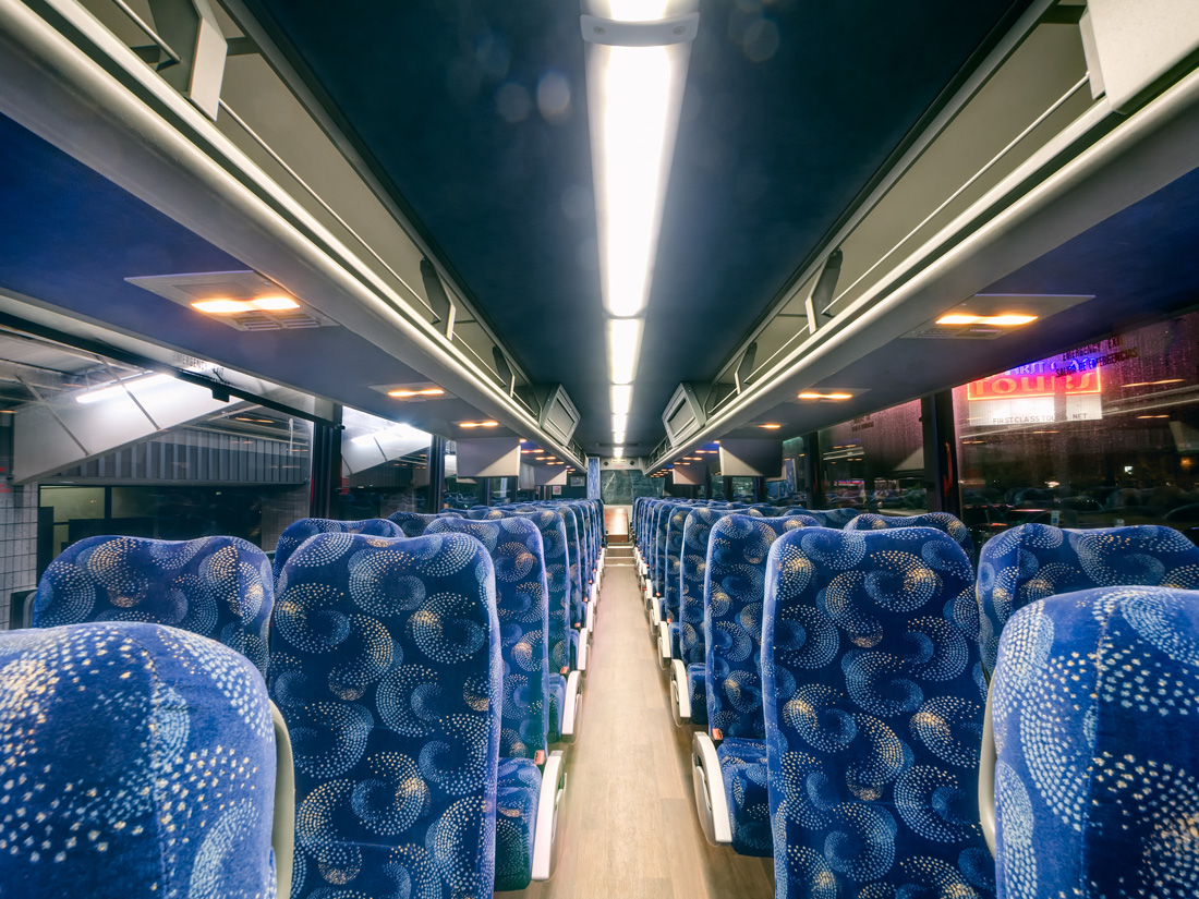Houston Texas Party Bus