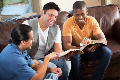 Men's Retreat, Charter Bus Houston