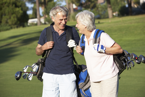 Retirees Stay Active, Bus Rental Houston, Texas