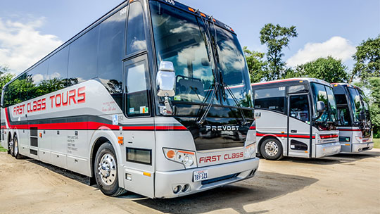 Field Tripping With Bathrooms First Class Tours - Do charter buses have bathrooms