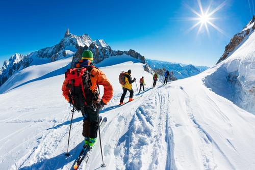 Group Ski Trip, Charter Bus Rental Houston