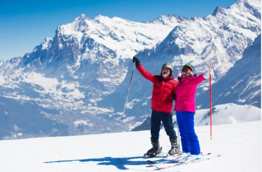 For the Love of Skiing, Charter Bus Rental Houston