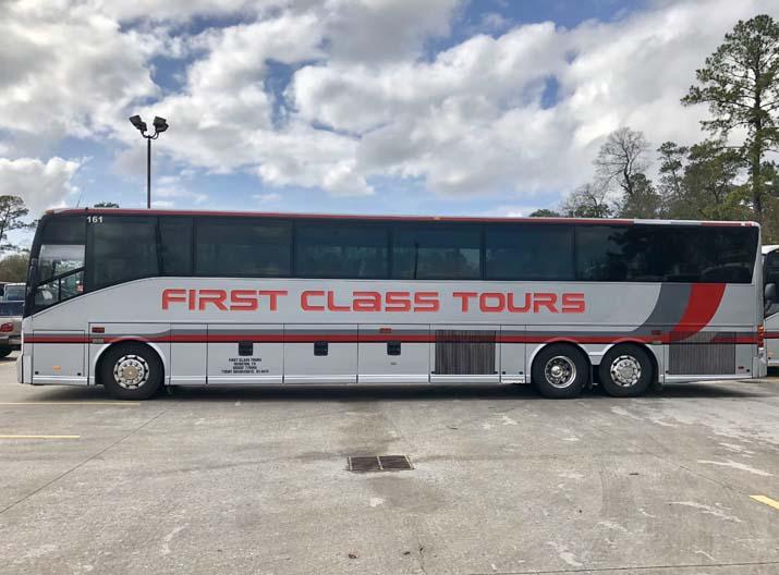 Bus Tours From Houston To Coushatta