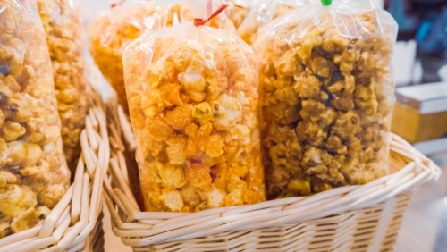 Best Snacks to Take, Motorcoach, Charter Bus Texas