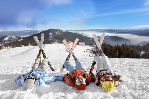 Ski Trip, Motorcoach rental
