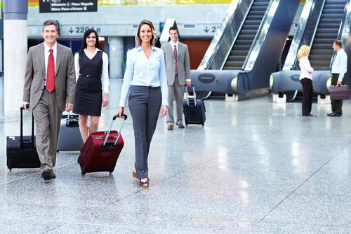business trips, Charter Bus Houston