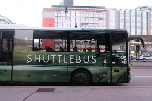 Shuttle bus, Charter Bus Texas