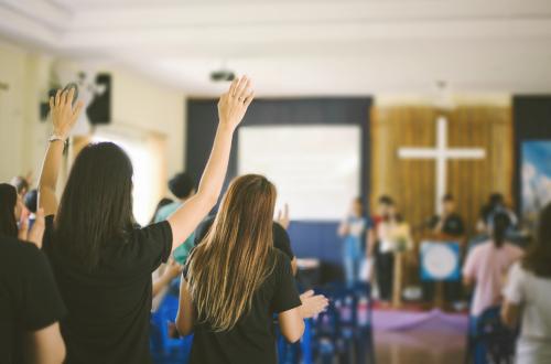 congregation, Charter Bus Rental Texas