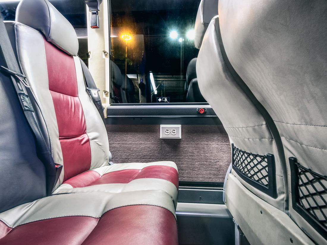 Bus Rental Houston, Texas
