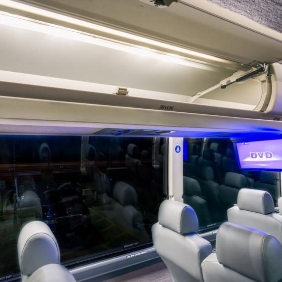 Charter Bus Houston, Texas