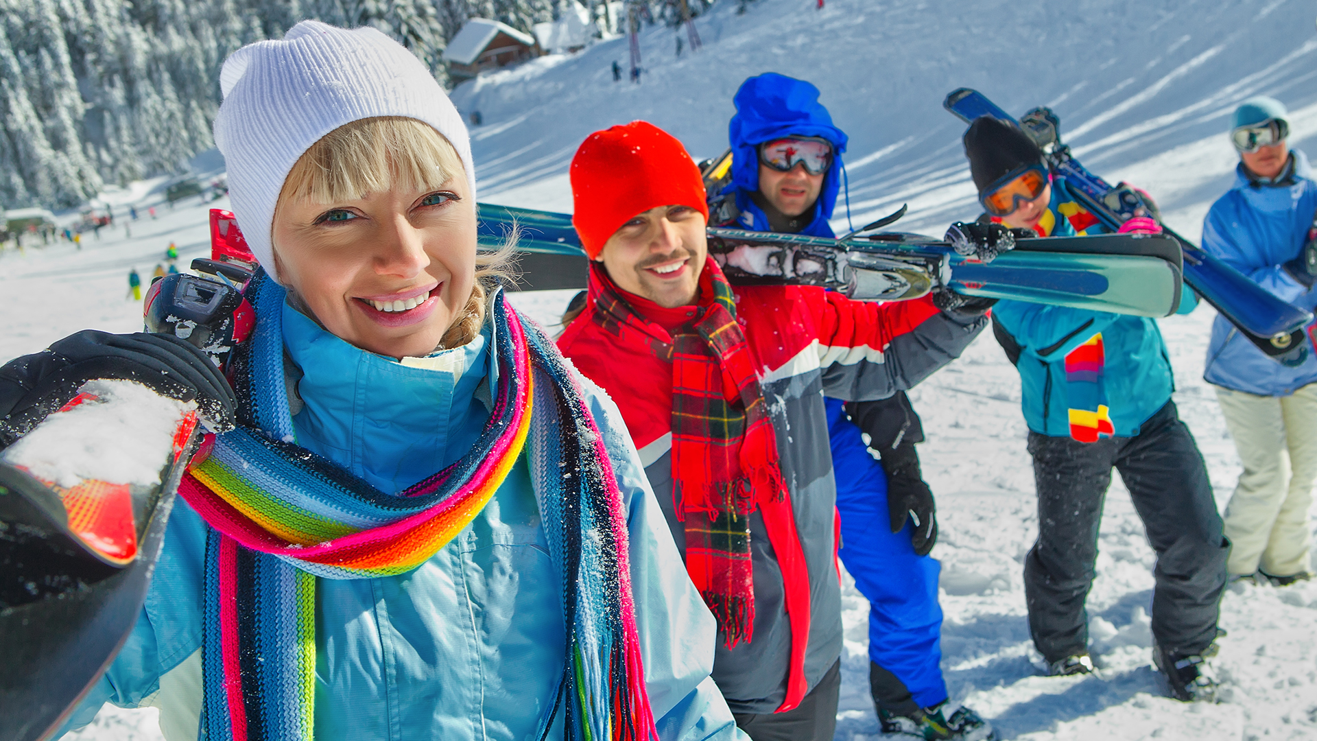 THE BEST CHOICE FOR TEXAS' SKI TRIPS.