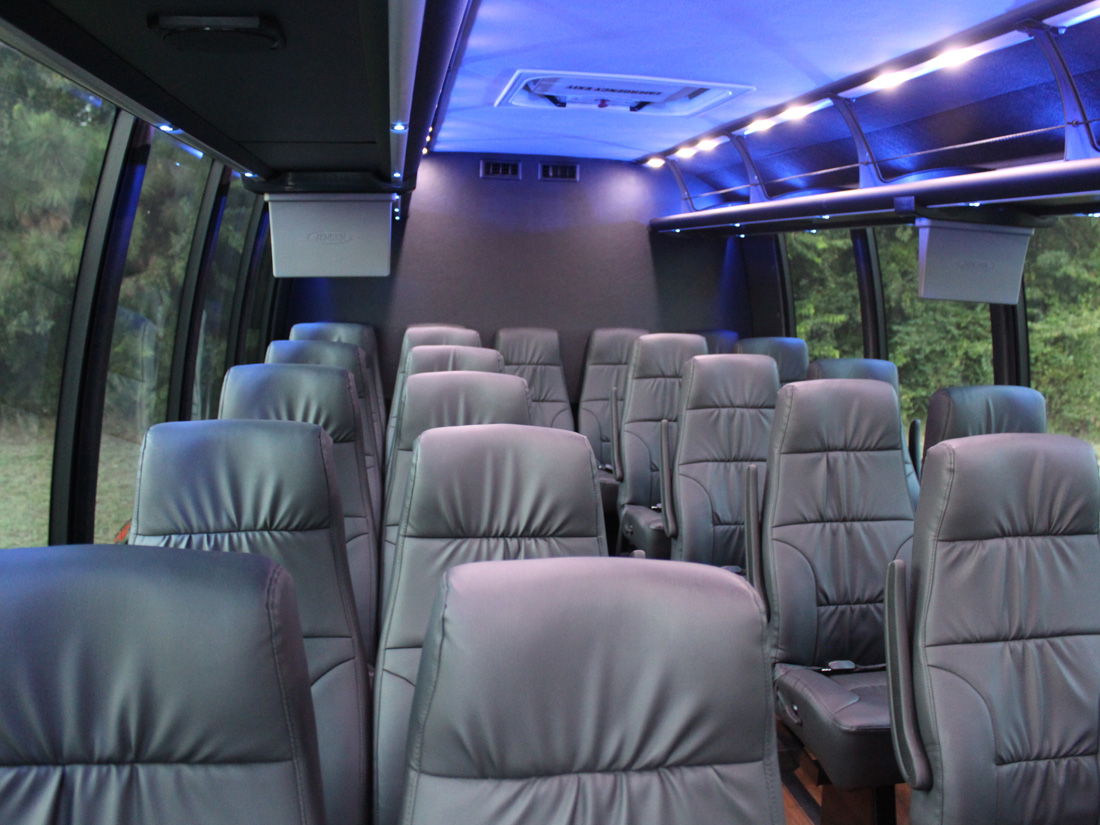Bus Rental Texas