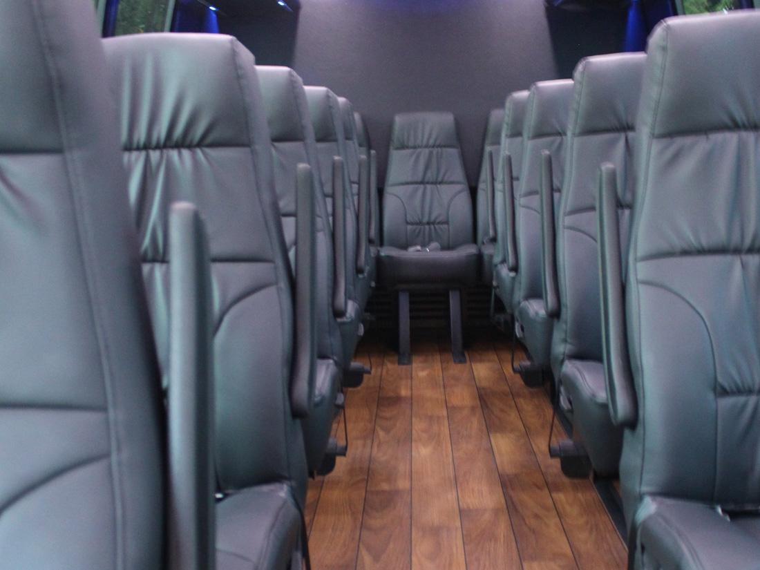 Bus Rental Houston