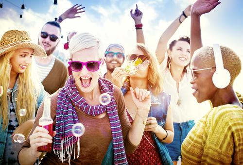 Survive Summer Music Festivals, Houston Party Bus