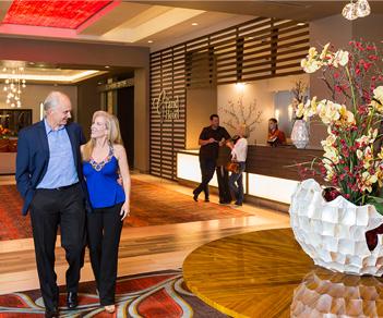 fct casino coushatta lobby