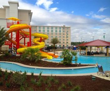 fct casino coushatta pool