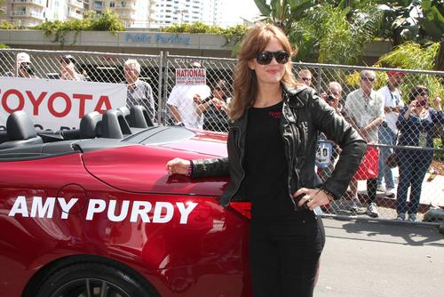 Amy Purdy, Charter Bus Rental Houston