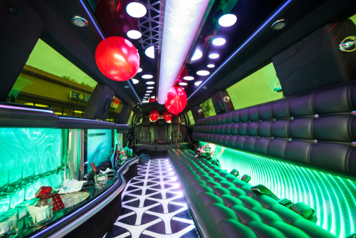 Party Transportation, Houston Texas Party Bus