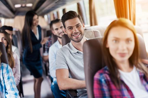 Sightseeing Transportation Provider, Bus Rental Houston, Texas