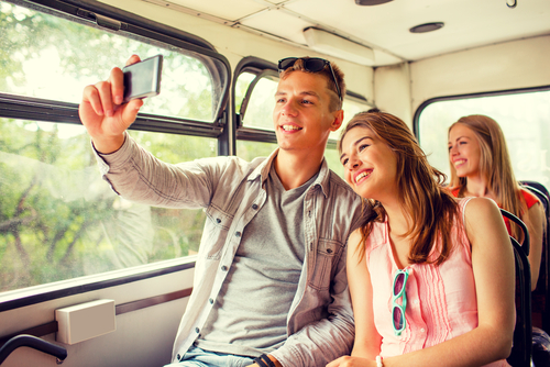 city tour, Charter Bus Rental Texas