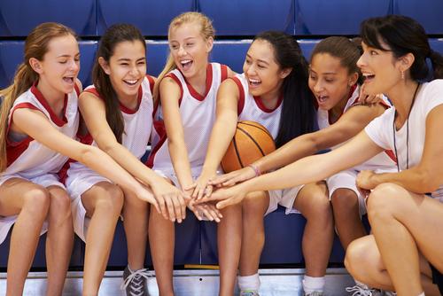 high school sports team