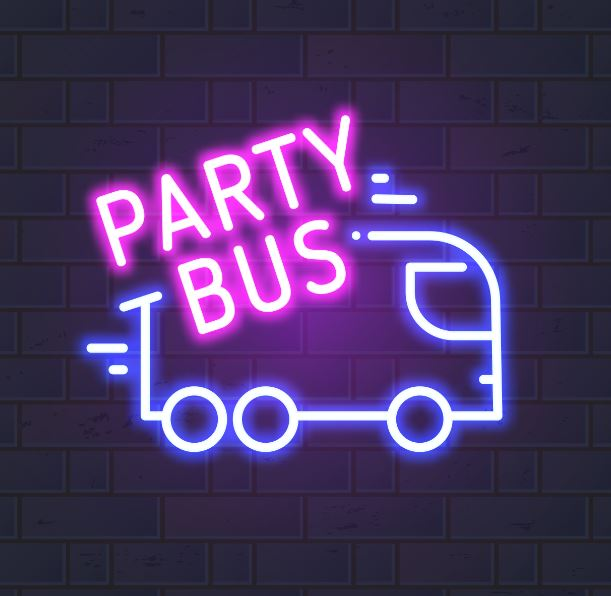 party bus rental, Texas Party Bus