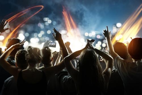 concert junkie, concert, Houston Texas Party Bus